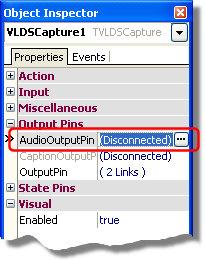VLDSCapturePropertiesAudioOutputPin